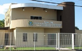 Sede do CORE-TO em Palmas.