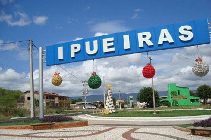Ipueiras Tocantins fonte: araguainanoticias.com.br